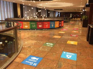 Sustainable Development Goals in the Hilton